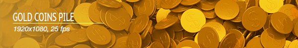 Gold Coins Pile